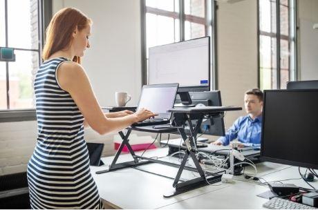 laptop stand- ergonomic 4 u