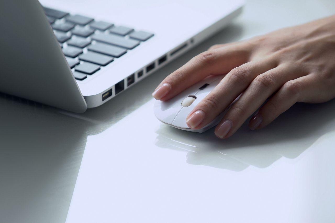 left handed ergonomic mouse